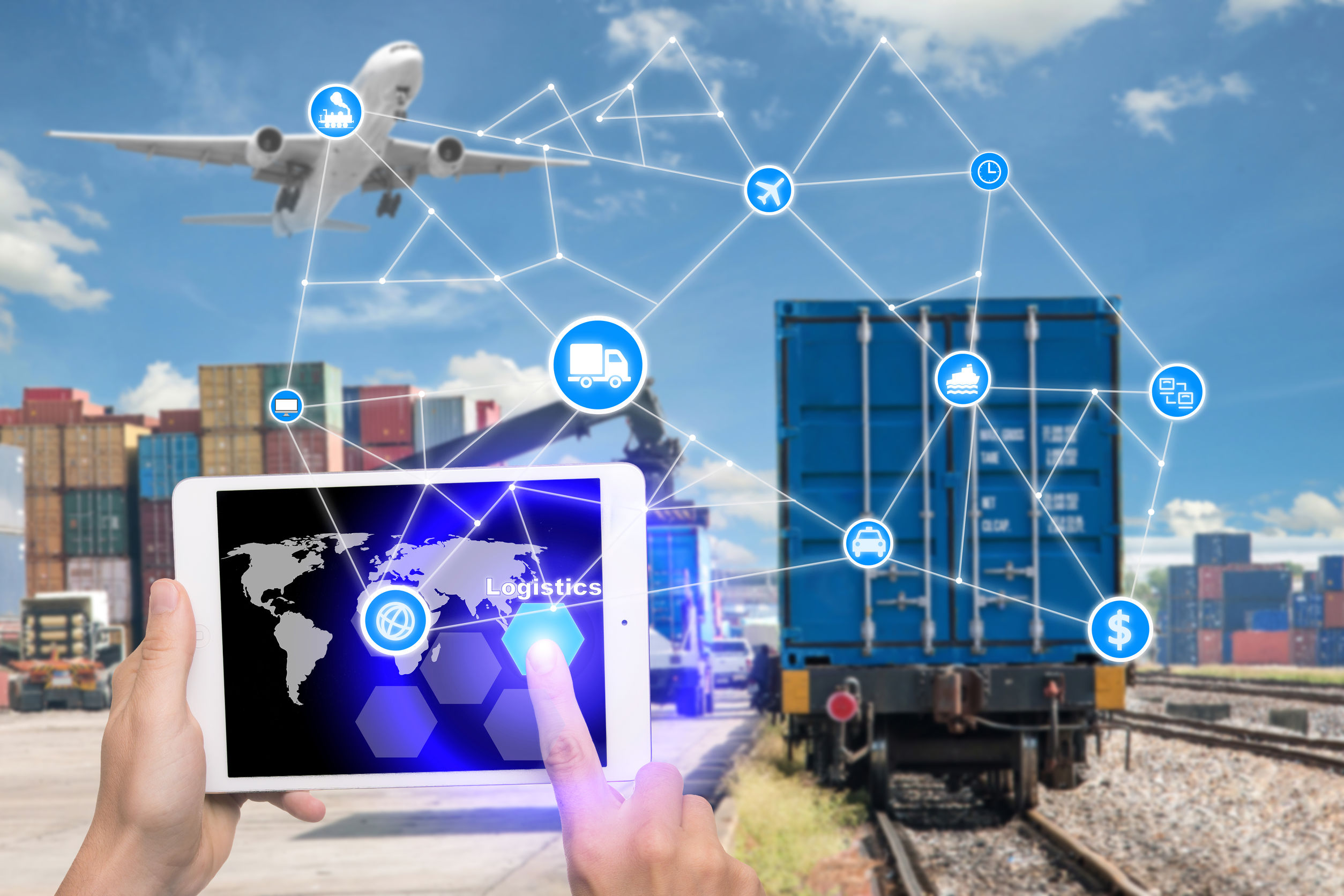 Software and systems for logistics